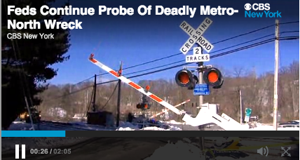 Did rail design make Metro-North crash more deadly?